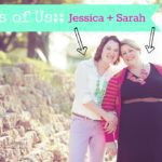 ABC's of Us :: Sarah and Jessica