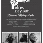 Blow Dry Bar {30 Days of Giveaways}