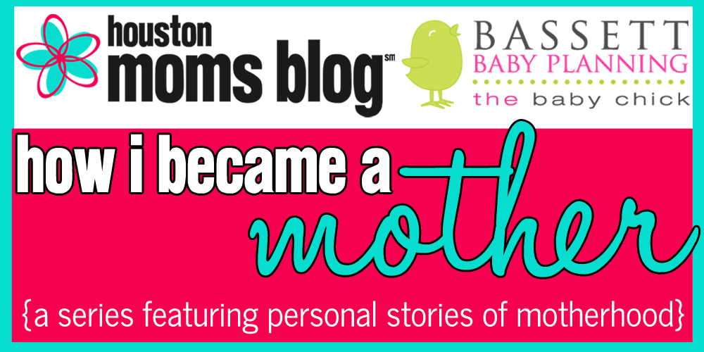 How I Became a Mother Logo