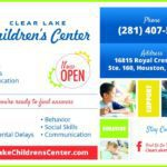 Clear Lake Children's Center {Giveaway}