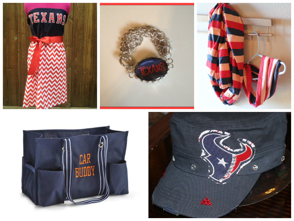 Cutest Texans Fan - Mom Gifts