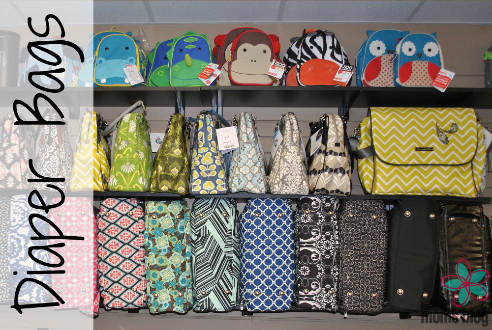 Nurtured Family - Diaper Bags