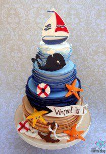 Smash Cakery Nautical Theme