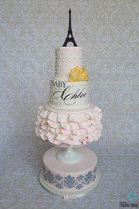 Smash Cakery Paris Cake
