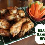 Healthy Game Day Wings