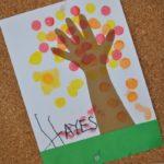 Preschool @ Home :: Happy Fall Y'all Part 1