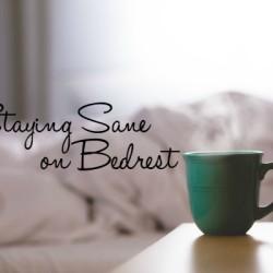 Surviving Bed Rest