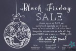 The Vintage Pearl - Black Friday