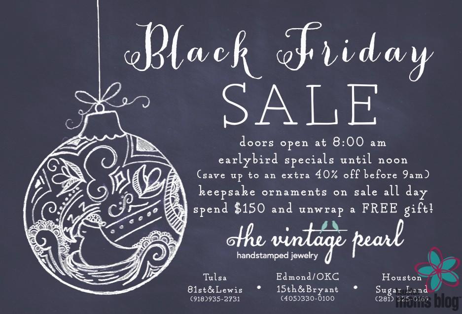 The Vintage Pearl - Black Friday