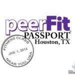 Making Fitness Fit :: peerFit's Houston PASSPORT {Sponsored Post + Giveaway}
