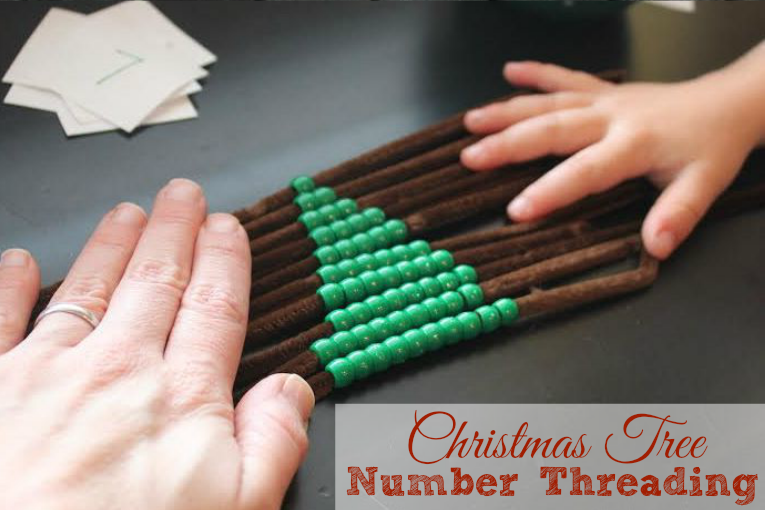 Christmas Tree Number Threading