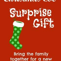 HMB Christmas Eve Gift