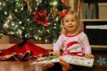 Christmas Book Cambry