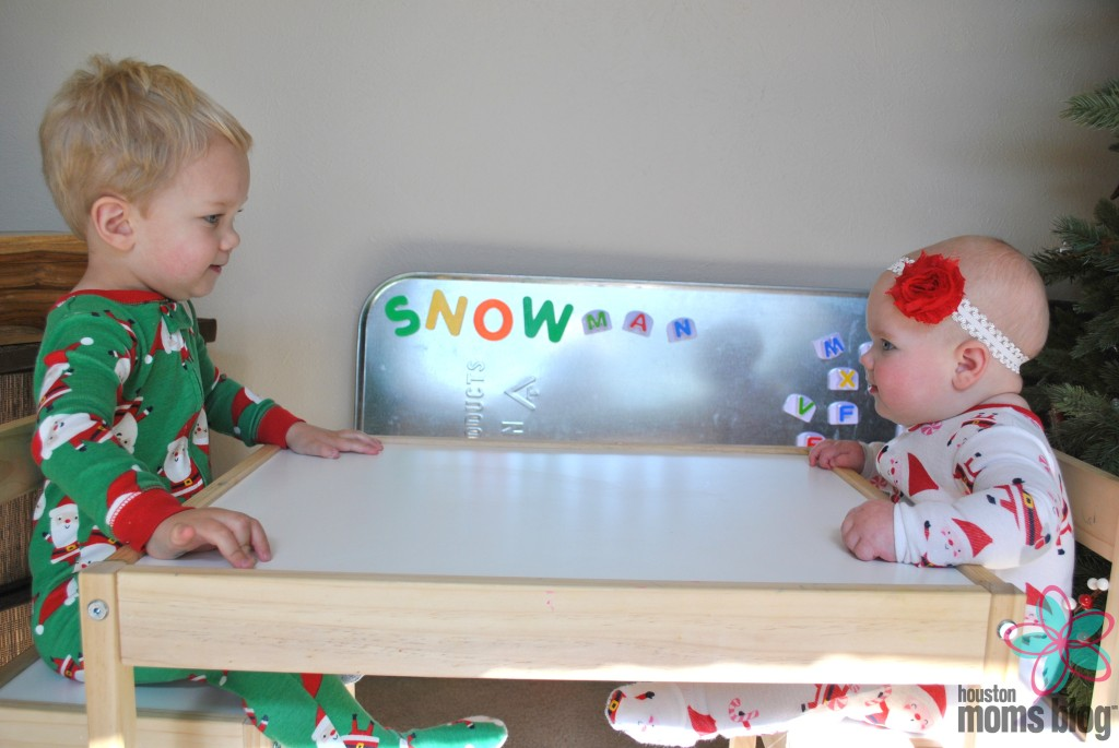 Very Merry Preschool at Home Part 2 Intro