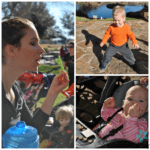 Working Out WITH Your Kids {Healthy in Houston}