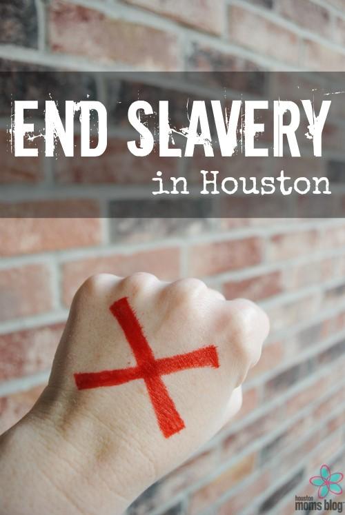 End Slavery in Houston