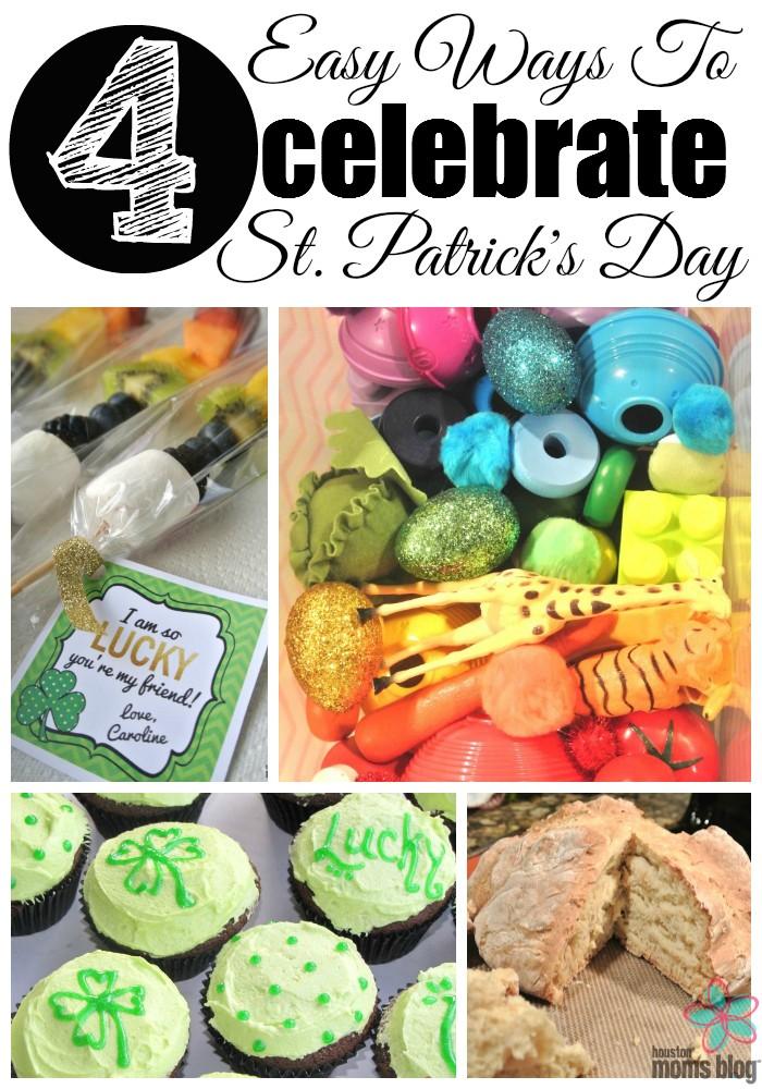 4 Easy Ways to Celebrate St. Patrick's Day