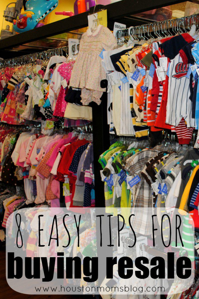 8 Easy Tips for Buying Resale