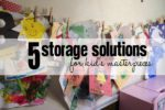 Arts & Crafts Storage Solutions - Featured