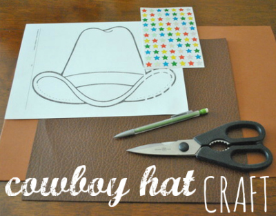 Cowboy Hat Craft