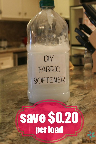 DIY Fabric Softener