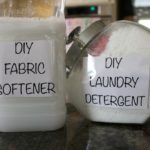 DIY Cleaning Supplies {Spring Cleaning}