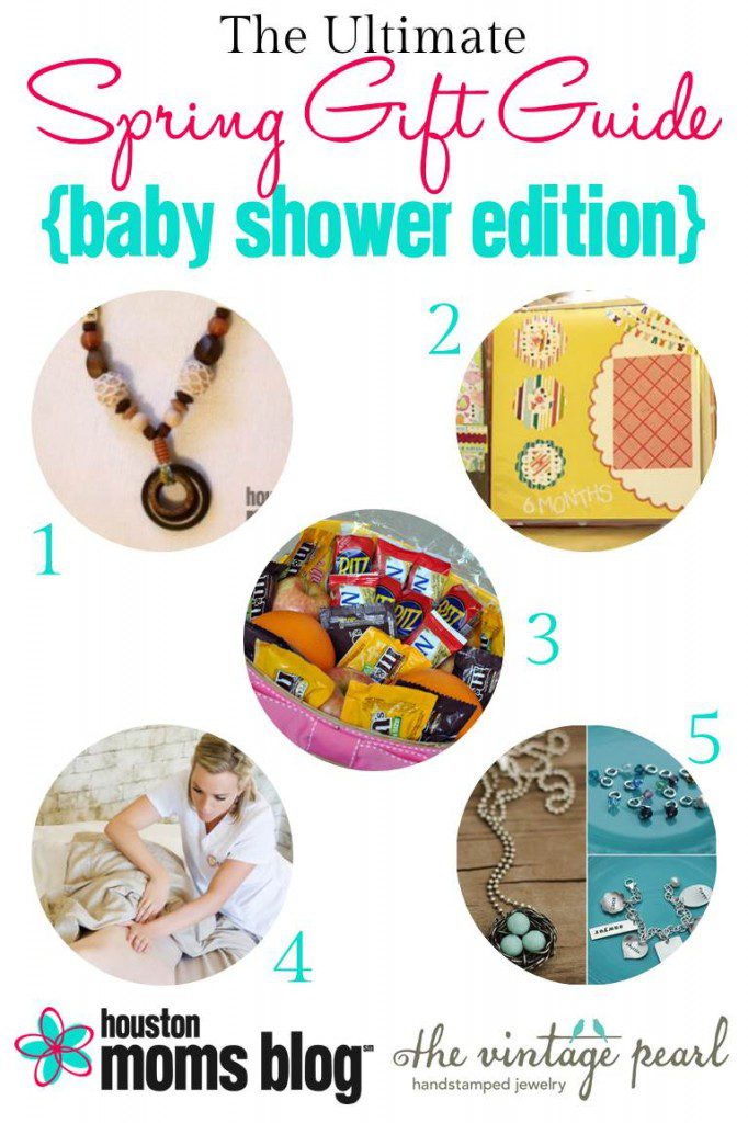 Spring Gift Guide - Baby Shower
