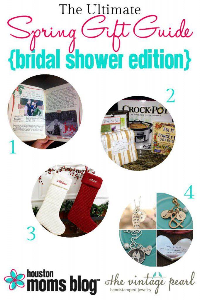 Spring Gift Guide - Bridal Shower