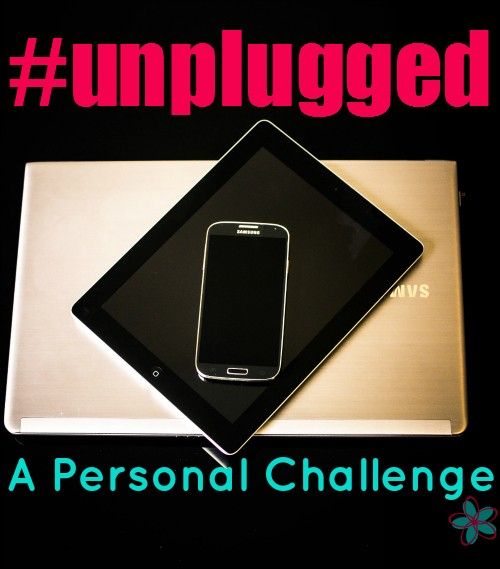 Unplugged :: A Personal Challenge