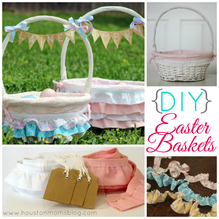 3 simple easter projects diy easter baskets negle Choice Image