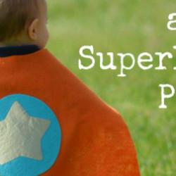 DIY Superhero Party - Featured