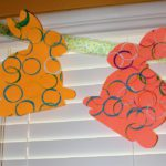 Easter Banner :: Made By Kids – For Kids