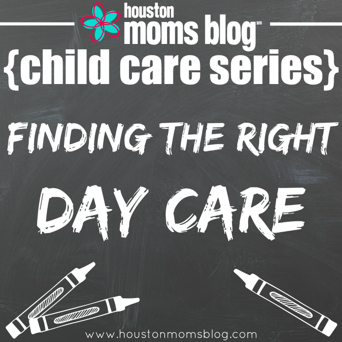 Finding the Right Day Care