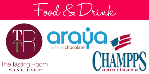 Food & Drink Sponsors