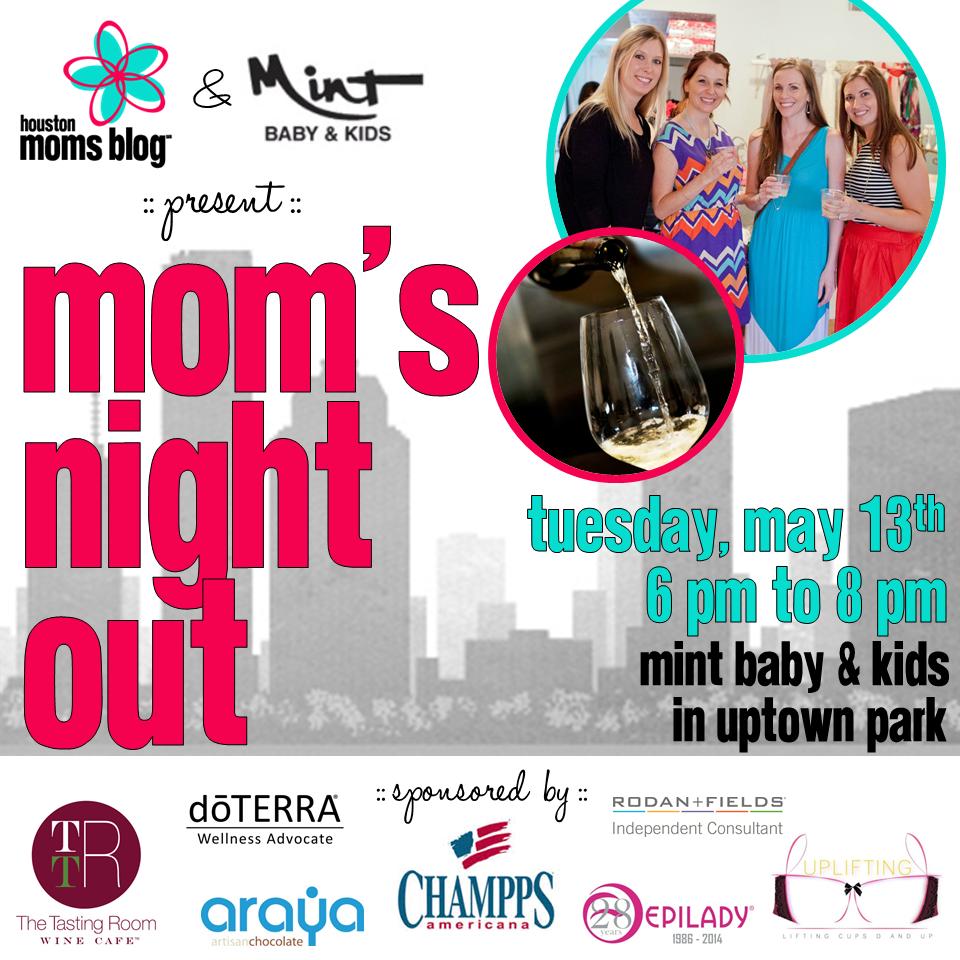 Moms Night Out - Eventbrite