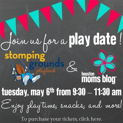 Stomping Grounds Play Date - Blog