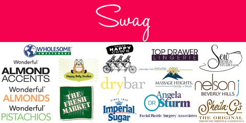 Swag Sponsors