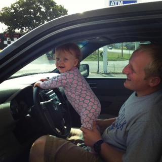 allison driving