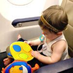 Finding Sanity at 20,000ft :: Flying with Infants & Toddlers