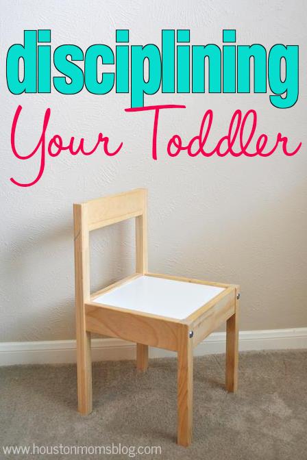 Disciplining Your Toddler 1