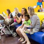 Play Date at Stomping Grounds Playland {Recap}