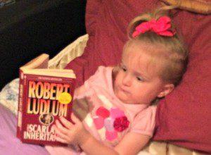 Toddler Reading Crop