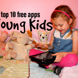 Top 10 Free Apps for Young Kids