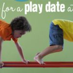 You're Invited :: BIG Fun at The Little Gym!  {Swing into Spring Edition}