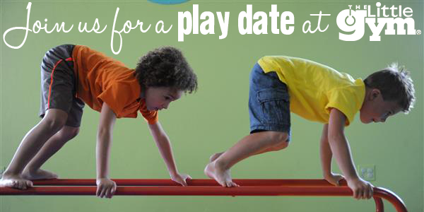 Play Date at The Little Gym