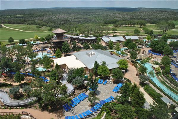 Traveling San Antonio - JW Marriott San Antonio Hill Country Resort and Spa