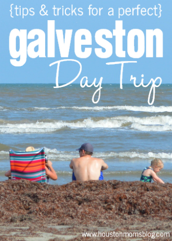 Galveston Day Trip