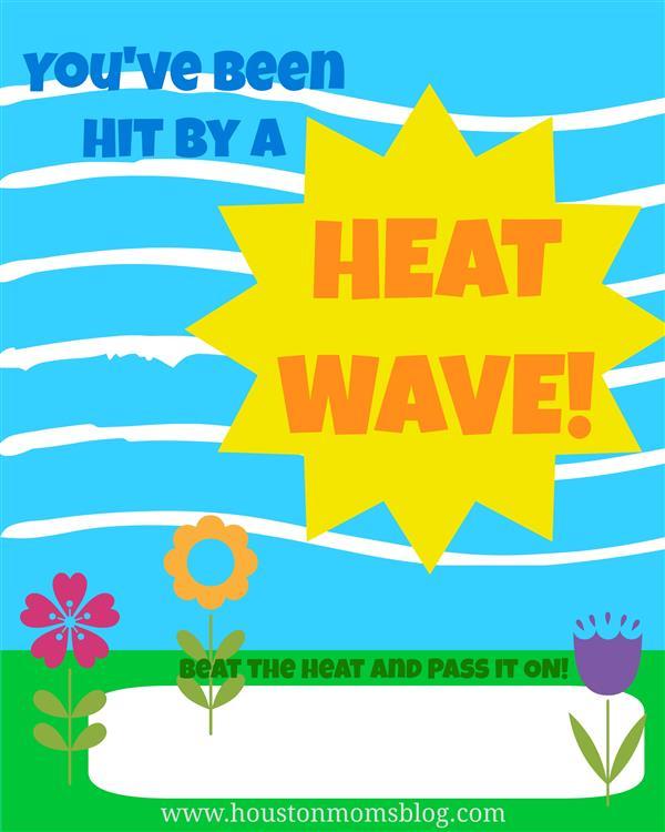 Heat Wave - Blog