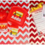 Back to School with Too Cute {Giveaway}