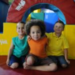 BIG Fun at The Little Gym! {Play Date Series}